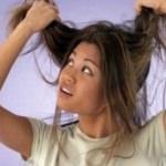 Çabuk yağlanan saçlar için ne yapmalı?