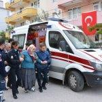 Tunceli'de polis helikopterinin düşmesi