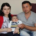 SMA hastası bebeğin ailesinden yardım isteği