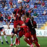 Eskişehirspor deplasmanda coştu!