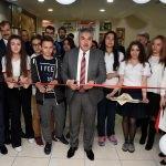 Uşak Fen Lisesi  TÜBİTAK bilim fuarları açıldı
