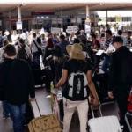 Antalya'ya gelen turist sayısında rekor artış