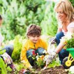 Park ve bahçelerde büyüyen çocuklar daha mutlu