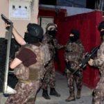 Adana'da hava destekli narkotik operasyonu