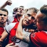 Kuyt 3 gol attı! Feyenoord 18 yıl sonra şampiyon