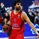 CSKA Moskova'da Teodosic şoku!