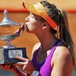 Roma Açık'ta şampiyon Svitolina!