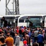 Erzurum'dan İstanbul'a! Binlerce kişi yola çıktı