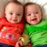 """""""İkiz bebek büyütmek askeri bir operasyon"""""""