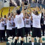 1. Lig'de şampiyon Sakarya BB