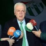 Bursaspor'da tarihi hafta