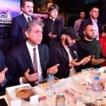 Benzema Fatih'te iftar programına katıldı