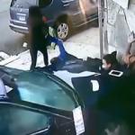 Feci kaza! Saniyeler içinde dehşeti yaşadılar