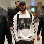 Karim Benzema İstanbul'da!