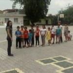 Toprakkale'de yaz kursları açıldı