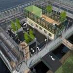 Dünyanın ilk yüzen çiftliği Hollanda'da kuruluyor