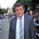 Çankırı'da 3 bin kişilik iftar sofrası kuruldu