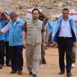 TDV'den Suriyelilere yardım eli!