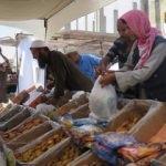 Bab'ta Ramazan Bayramı telaşı