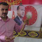 Cumhurbaşkanı Erdoğan için bakın ne yaptı