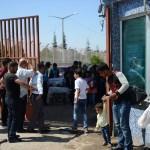 Suriyeli sığınmacıların bayram sonrası Türkiye'ye dönüşleri sürüyor