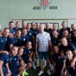 Athletic Bilbao'dan örnek davranış! Tüm takım...
