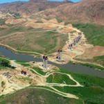 Hasankeyf-2'nin tamamlanmasına 700 metre kaldı
