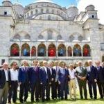 Sultanahmet Camisi restore ediliyor