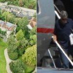 Tehdit alan Clooney çifti İngiltere'den taşınıyor