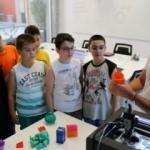 Çocuklar mühendislik becerilerini geliştiriyor