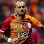 """""""Sneijder, Galatasaray'da hoca olmak istiyor"""""""