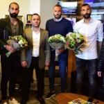 Gazeteci döven Başakşehirli futbolculara flaş ceza