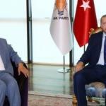 Erdoğan Gannuşi'yi kabul etti