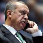 Erdoğan'dan İsrail Cumhurbaşkanı'na telefon!
