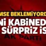 İşte AK Parti'nin yeni kabinesi
