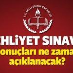 29 Temmuz Ehliyet sınav sonuçları MEB açıklanma tarihi!