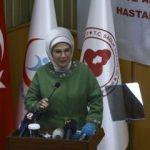 Emine Erdoğan'da seferberlik çağrısı