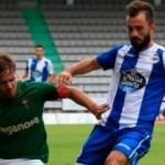 Emre Çolak hazırlık maçında iki gol birden attı