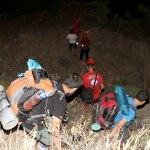 Likya Yolu'nda kaybolan 3 öğrenci bulundu
