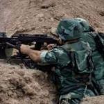 Gardaş Ermeni askerlerini kovaladı: 1 ölü