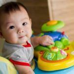 Bebeğiniz ilk adımlarını sağlıkla atsın