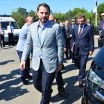 Enerji ve Tabii Kaynaklar Bakanı Albayrak: (1)