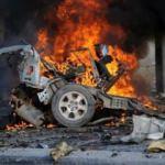 Somali'de bomba yüklü araçla saldırı: 10 ölü