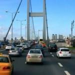 15 Temmuz Şehitler Köprüsündeki yol çalışmaları ne zaman bitiyor?