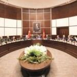 9 generalle Ankara'ya geldi