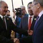 Libya Rusya'dan askeri destek istedi
