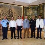 Gaziantep'te güvenlik toplantısı