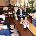 Katar'dan Türkiye'ye kritik ziyaret