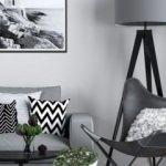 Soft renkleri sevenlere özel gri dekorasyon fikirleri