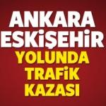 Ankara haber: Otobüs köprü ayağına çarptı! 5 ölü 50 yaralı